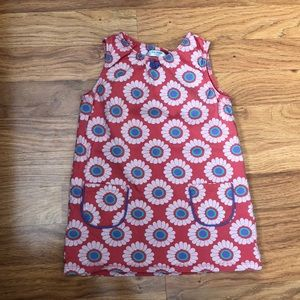 Baby Boden Dress with Bloomers Size 12-18 months